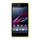 "Sony Xperia Z1 Mini 4.3"" Quad-Core Android 4.3 WCDMA Bar Phone w/ 2GB RAM, 16GB ROM, Wi-Fi - Yellow"