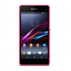 "Sony Xperia Z1 Mini 4.3"" Quad-Core Android 4.3 WCDMA Bar Phone w/ 2GB RAM, 16GB ROM - Deep Pink"