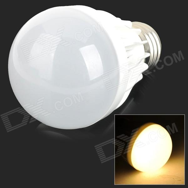 YouOKLight B60-10P-WW E27 5W 450lm 3000K 10-SMD 5730 LED Warm White Bulb - White (AC 85~265V)