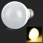 XUNRUIXING SL-008 E27 8W 750lm 3000K 14-SMD 5730 LED Warm White Indoor Bulb - White (AC 85~265V)