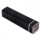 OVAEST BDW-101 3000mAh Mobile Power Source Bank for IPHONE + More - Black
