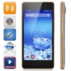"BLUBOO X4 Android 4.4 MTK6582 1.3GHz Quad-Core LTE 4G-Phone w / 4,5 ""IPS, 4GB, 5.0MP"