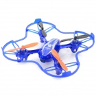 IA 4-CH 2.4GHz Outdoor Remote Control Quadcopter w/ 0.3MP Camera + 6-Axis Gyro - Deep Blue + Black