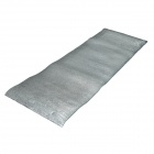 AOTU AT6213 Outdoor Camping Picnic Moisture-proof Rest Pad / Sleeping Mat Cushion - Blue + Silver