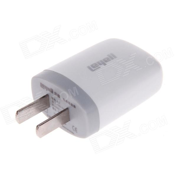 YEYELL Universal USB Female Output AC Charger Power Adapter - White от DX.com INT