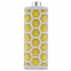 LC-BT1 Outdoor Waterproof Shockproof Wireless Bluetooth Speaker for IPOD, IPHONE - Gray + Yellow