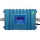 HighPro GSM990 1.8'' LED Screen GSM Mobile Phone Signals Booster Repeater - Blue