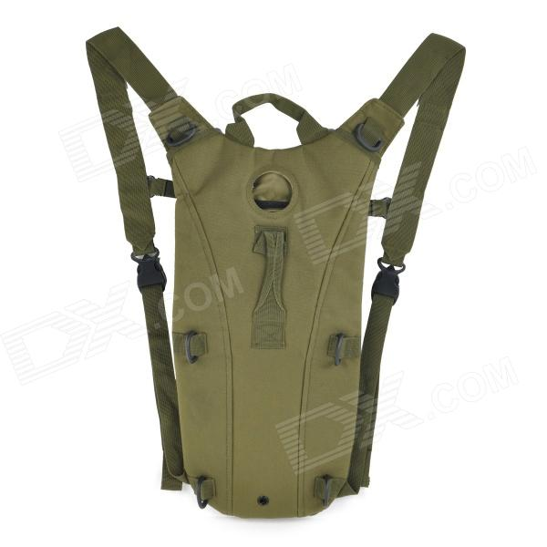 AOTU AT6905 Climbing / Cycling Bag Backpack for Water Bladder / Hydration Reservoir - Army Green mick johnson motivation is at