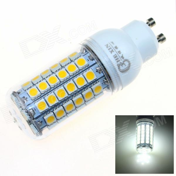 CXHEXIN GU10CX69 GU10 13W 6000K 840lm 69-5050 SMD LED White Light - White (AC 200~265V)