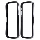 Protective Anti-radiation Aluminum Alloy Bumper Frame Case for IPHONE 5 / 5S - Black