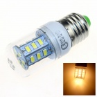 CXHEXIN E27CX24 E27 7W 3000K 500lm 24-5630 SMD LED Warm White Light - White (AC 85~265V)