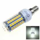 CXHEXIN E14CX69 E14 13W 6000K 840lm 69-5050SMD LED White Light - White  (AC 200~265V)
