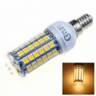 CXHEXIN E14CX69 E14 13W 3000K 840lm 69-5050 SMD LED Warm White Light - White  (AC 200~265V)