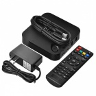 MXIII 4K Quad-Core Android Google TV w / Wi-Fi, Bluetooth, HDMI - Negro