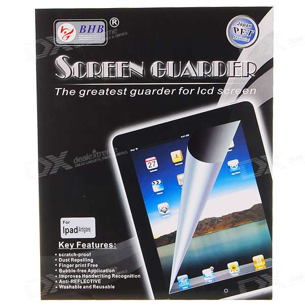 LCD Screen Protector with Cleaning Cloth for   9.7