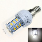 CXHEXIN E14CX24 E14 7W 6000K 500lm 24-5630 SMD LED White Light - White  (AC 85~265V)