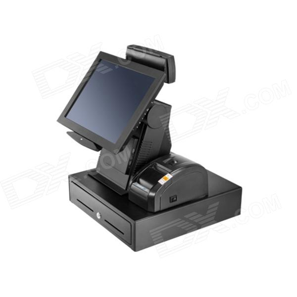 UnisenGroup15 Touch Screen POS Cash Register Supermarket / Hotel Register POS Machine hzsecurity am mono system for anti shoplifting in the supermarket or garment stores 58khz