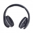 QY-990 Stylish Super Bass Headphones for Samsung / IPHONE - Black (120cm-Cable / 3.5mm Plug)