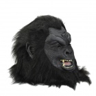SYVIO Chimpanzee/ Orangutan Mask for Halloween - Black