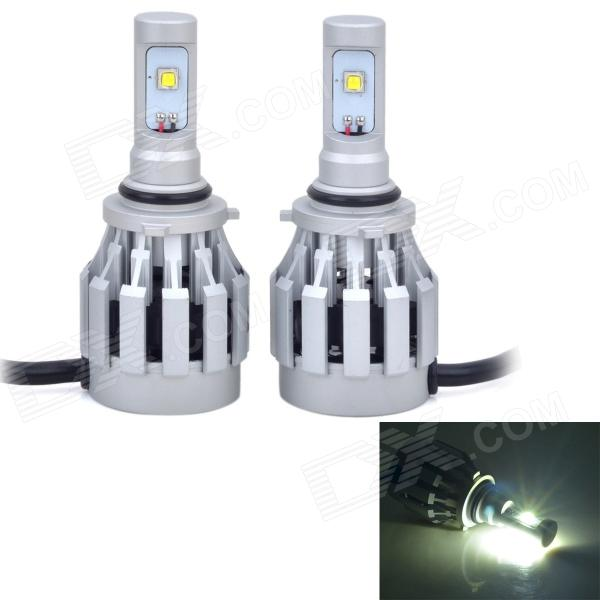 9006 26W 2000lm 6500K White LED carro Farol / Foglight com CREE XM-L2 (DC 12 ~ 24V / 2 PCS)