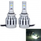 9006 26W 2000lm 6500K White Light LED Auto Scheinwerfer / Foglight mit CREE XM-L2 (DC 12 ~ 24V / 2 PCS)