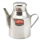 H2SF Thickening 304 Stainless Steel Vinegar / Soy Sauce Bottle Pot - Silver (18oz)