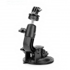 90mm Car Suction Cup Mount for Gopro Hero 4/ 3+ / 3 / 2 / SJ4000 - Black