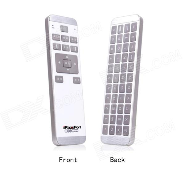 CATCAM KP-810-23 Multi-Functional Smart 2.4G Wireless Air Mouse + Keyboard Set - White 2pcs bag taiwan alpha rk12 potentiometer w50k 18mm axis