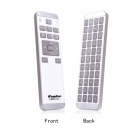 CATCAM KP-810-23 Multi-Functional Smart 2.4G Wireless Air Mouse + Keyboard Set - White