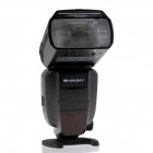"SHANNY SN600S 2.2"" LCD 1/8000s High-speed Sync E-TTL/i-TTL Flash Speedlite - Black"