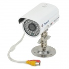YanSe P2P HDMI 4-CH 500G 4x700TVL vanntett IR kamera CCTV Security System for PAL land