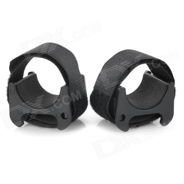Multifunctional Velcro Strap for Bike Bicycle - Black
