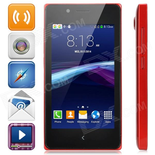 NX SC7715 Android 4.4 WCDMA Bar Phone w/ 4.0