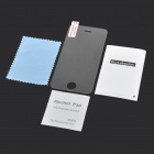 2.5D Round Edge 9H 0.33mm Thin Tempered Glass Screen Protector for IPHONE 4 / 4S - Transparent