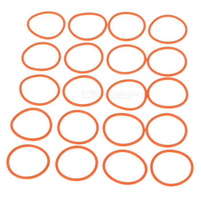 Water-tight O-Ring Seal (22mm x 1.5mm 20-Pack)