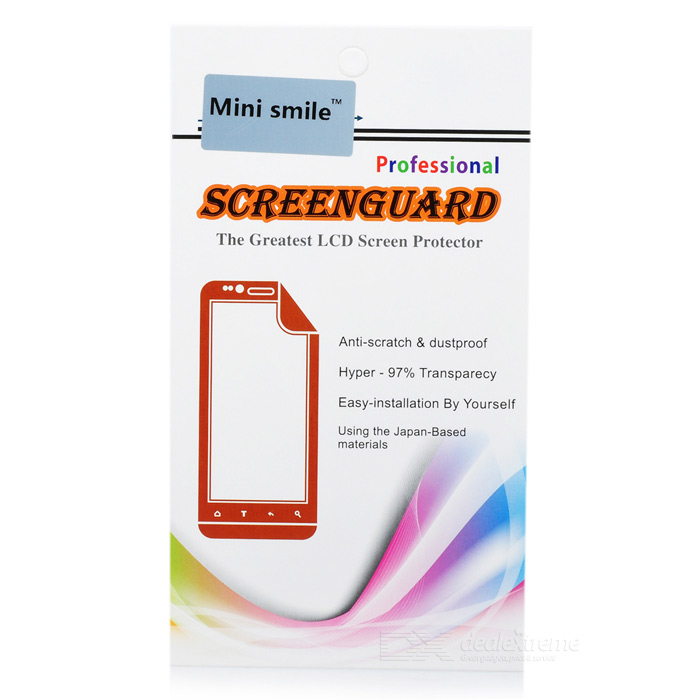 Protective Matte PET Screen Protector Guard Film for Sony Xperia Z3 Compact / Z3 MINI / M55W (3 PCS)