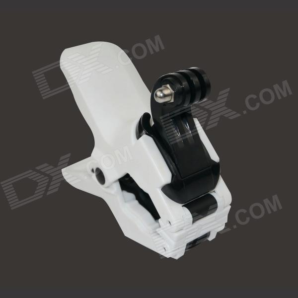 MKING Quick Release Plate Clamp Flexible Mount w/ J Buckle for Gopro Hero 4/ 3+ / 3 / 2 цена и фото