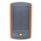 ODEM S6 Universal Solar Powered 6000mAh External Li-polymer Battery Power Bank w/ LED Indicator