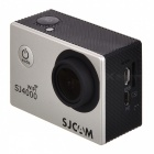 "SJCAM SJ4000 Wi-Fi 2.0"" 12MP CMOS 1080P Sport Video Camera - Silver"