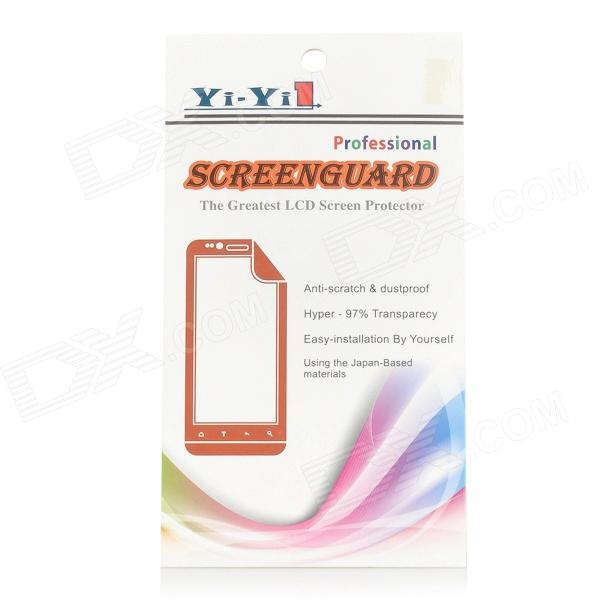 Protective Clear PET Screen Protector Guard Film for HTC M8 Mini (3 PCS)