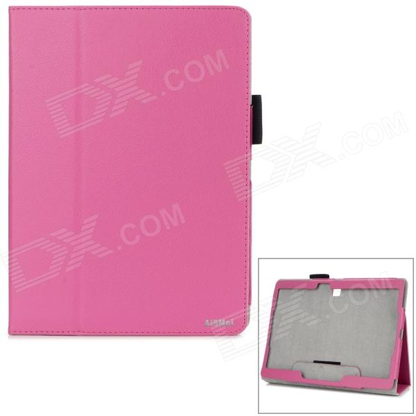 AiSMei Protective PU Case w/ Stand / Card Slots for Samsung Galaxy Tab S 10.5