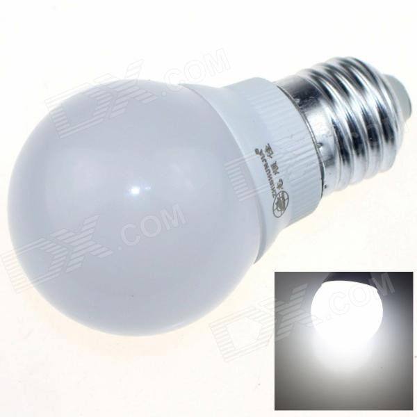 ZHISHUNJIA ZSJ06 E27 3W 250lm 6500K 6 x SMD 5630 LED White Light Bulb - White (AC 85~265V)