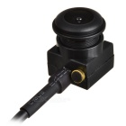 "1/3 ""CMOS de surveillance 5.0MP Mini Home Security caméra grand angle - Noir"