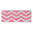 Angibabe Wave Patterned Keyboard Protector Guard Cover for MACBOOK AIR / PRO / RETINA - Pink
