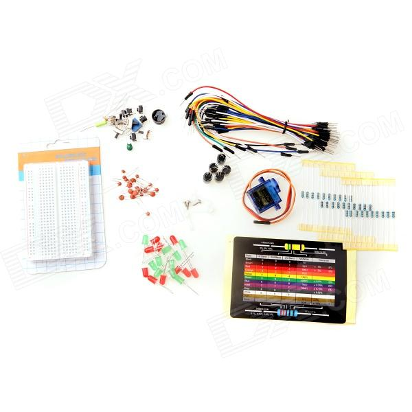 KT0026 Electronic Parts Pack Arduino