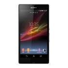 "Sony Xperia Z L36h Quad-Core APQ8064 Android 4.2 Bar Phone w/ 5.0"" Screen, Wi-Fi, GPS - Black"