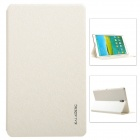 KALAIDENG Protective PU + PC Case Cover w/ Stand for Samsung Galaxy TAB S 8.4 / T700 - White