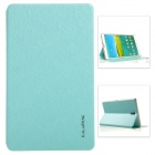 KALAIDENG Protective PU Leather Case Cover w/ Stand for Samsung Galaxy TAB S 8.4 / T700 - Blue