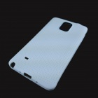 TPU Protective TPU Back Case for Samsung Galaxy Note 4 - White