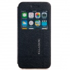 KALAIDENG Protective PU Leather Case Cover Stand for IPHONE 6 - Black